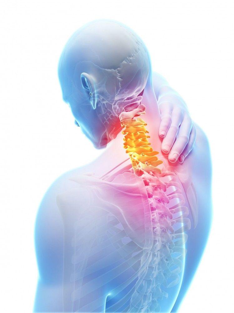 duizelig en hoofdpijn vanuit nek